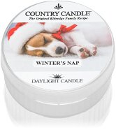 Country Candle Winter's Nap lumânare - Unisex (1)